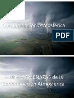 Contaminación Atmósferica