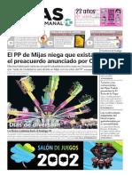 Mijas Semanal Nº 845 Del 28 de junio al 4 de julio de 2019