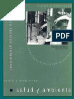 Trayecto Técnico Profesional en Salud y Ambiente