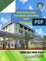 Cover Rencana Kerja Tahunan PKRS 2019