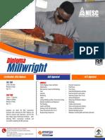 NESC Diploma - Millwright