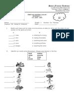 1st Exam Gr1