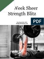 6 Week Simple Strength