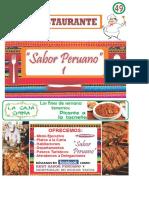 Restaurante Carta