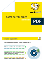 Ramp Safety Rules - Handout