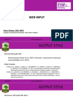 3. Web Inputptx