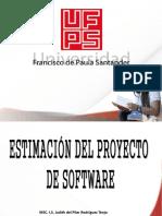 Estimaciones Proyectos Sw