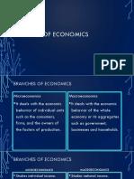 2 Basics of Ecomic Problems