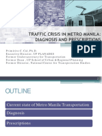 Topic 4 -Traffic Crisis