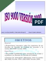 ISO 9000 Versión 2000