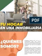 Inmobiliaria Mariscal Presentation