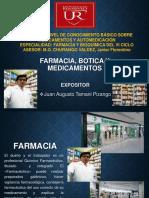 Farmacia y Botica
