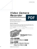 manual camara sony CCD-TRV65 / TRV615 .pdf