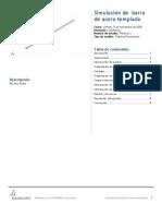 Barra de Acero Templada-Térmico 1-1