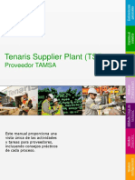 Manual TSP Proveedor
