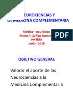 El Aporte de Las Neurociencias_Dr. Marco Zuñiga