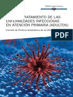 Guia Enfermedades Infecciosas AP Adultos. OSi Donostialdea.Osakidetza
