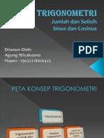 Tugas 2 - KD 2 Media Pembelajaran KD 3.2 Trigonometri (Agung Wicaksono - 19032218010425)