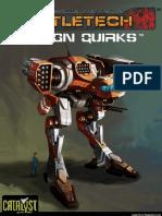 Battletech Desing Quirks (alpha doc file)