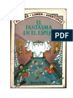 Aventuras - Puzzles 01 El Fantasma en El Espejo