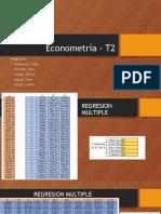 Econometría – T2.