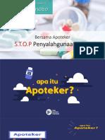 Materi Apoteker Mengajar (Darurat & - Contoh Obat)