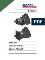 Motor Hidrostatico Sauer