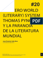 THOMAS PYNCHON y la paranoia de la literatura mundial.pdf