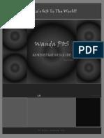 Wanda POS Administrator's Guide