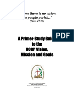 A Primer Study Guide to the VMG