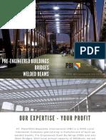 PT PBI - PEB Bridge - Company Profile 2018-Cmprsd