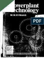 Power Plant Technology By M.M. EI-Wakil 1 Ed.pdf