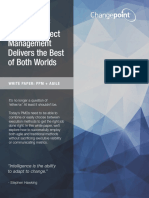 2016 Changepoint Ppm-Agile White-paper