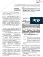Modifican Los Plazos Establecidos en Las Disposiciones Compl Resolucion n 004 2018 Cdosiptel 1606450 1