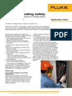 Fluke Electrical Testing Safety (3392477 6003 ENG C W)