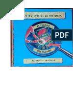 Detectives de La Historia 03 Los Egipcios Resuelve El Misterio - El Tesoro Del Faraón