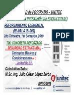 Ppt06 Seguridad Estructural Concreto Ie001 Ie002 2019q2 v1