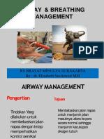Airway Management Edited by SPM