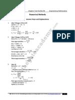Numerical Methods EC EE in Ans