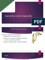 Genetics and Heredity 2017