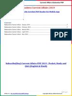 Maharashtra Current Affairs 2019 by AffairsCloud.pdf