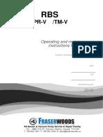 PDF Robuschi Rbs Operating and Maintenance Manual