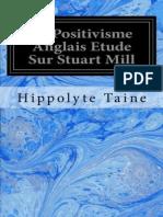 Etude Sur Stuart Mill - Histoire Angleterre