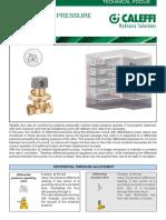 Differential Pressure Adjustment