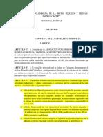 Estatutos Acopi Bolivar 2017 (Aprobados)