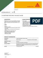 E 4062 Tricoflex Membrane Sealing Strip