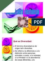 Diversidad y Discriminación