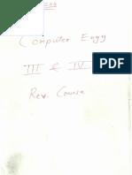 Computer Engg. Sem. III & IV Rev.