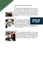 Profil Singkat Juri Film Dokumenter