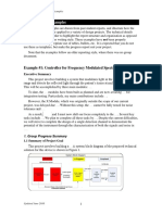 Progress Report Examples